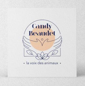 Osmose Humani recherche de logotype Candy Beaudet